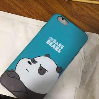 IPHONE CASE BARE BEARS