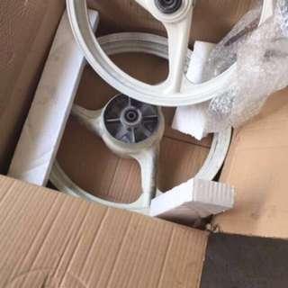 Sportrim  3 batang FULLCOP(Yamaha LC)