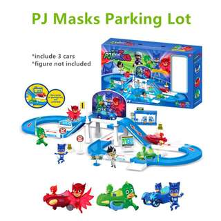 ★IMP HOUSE★ PJ Masks Parking Lot