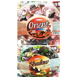 🚚 土耳其 塔雅思東方草莓 / 綜合榛果 巧克力