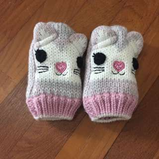 Mothercare Baby Winter Mittens
