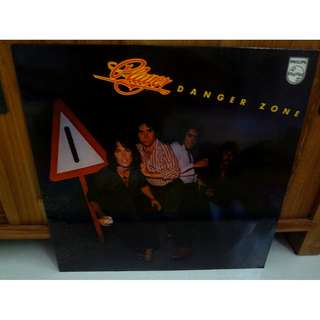 Slayer Danger Zone Vinyl LP Record