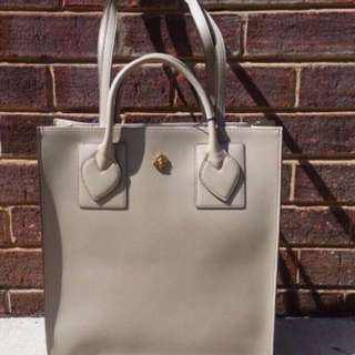 Anne Klein tote with sling