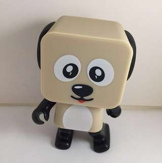 Mini portable Bluetooth dancing speaker 跳舞藍芽喇叭