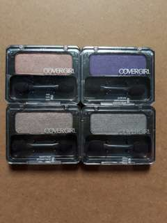 CoverGirl Eyeshadow singles