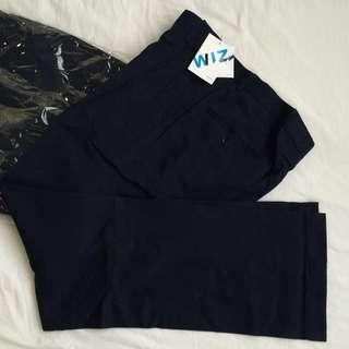 BNIB 3 Pairs Navy blue men's uniform pants