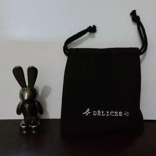 Agnes b Delices 限量兔子造型 16GB USB公仔 銀黑色 不議價 包順豐站或智能櫃自取