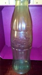 🚚 可口可樂造型瓶存錢筒(已絕版品)高約27.5cm , 底約7cm