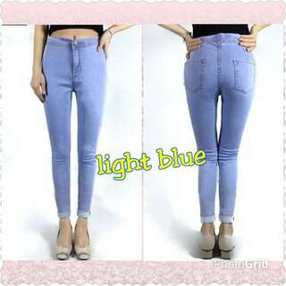joni jeans w/back pockets