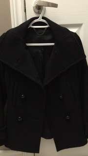 Aritzia babaton wool jacket size xxs