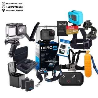 GoPro HERO 5 / HERO5 Black Action Camera