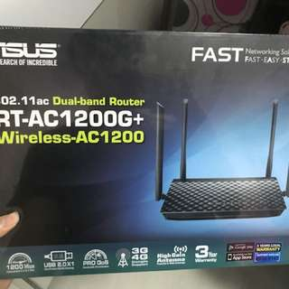 ASUS AC1200 Wireless Router