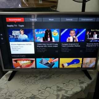 LG 32 inch Slim Smart Led Tv