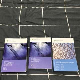COMLAW 301 taxation books