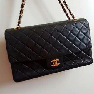 🈹新年勁減⚡Authentic Chanel Vintage Classic Flap 28cm