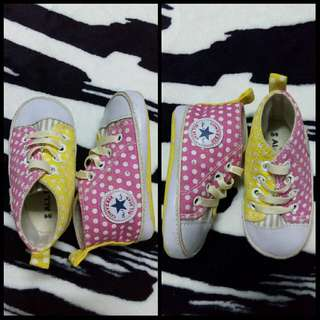 Baby Shoes Converse Girl