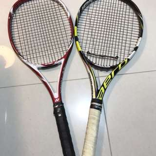 網球拍兩塊