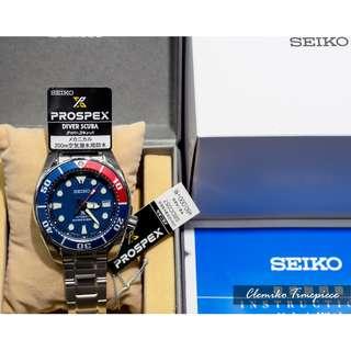 "Seiko Prospex SUMO Diver's 200m ""SBDC057"" 日本版 (Made in Japan/百事色細MM)(可簽卡/可分期/現金交易優惠)12/22"