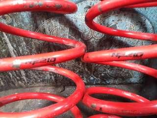 Coil spring (per) CRV NEW depan merk NF210