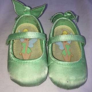 Tinkerbell Shoes