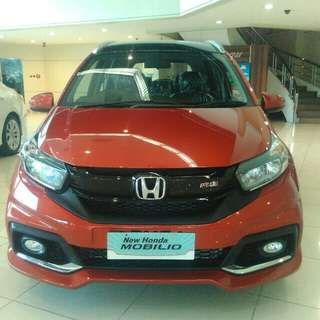Promo Cuci Gudang New Honda Mobilio