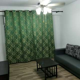 Fully furnished unit
