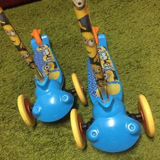 Minions Scooter for kids