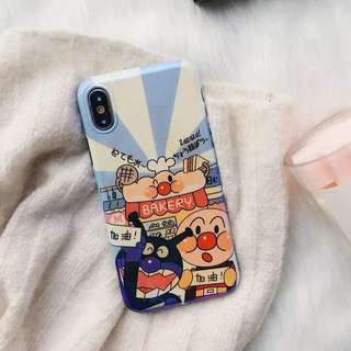 面包超人 iPhone case