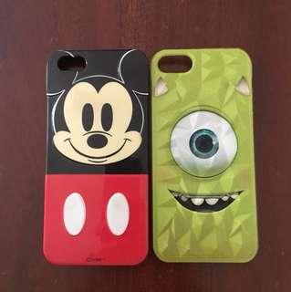 iPhone 5/5s disney case