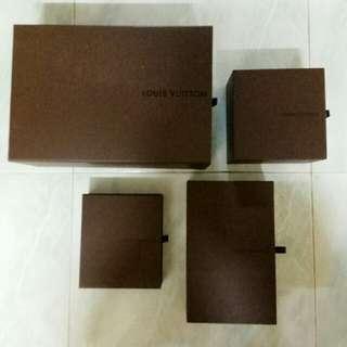 4 sizes LV Boxes