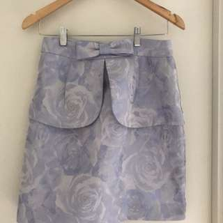 Review skirt