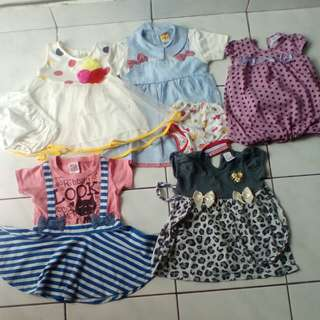 All rm 45 size 9 months to 12 months