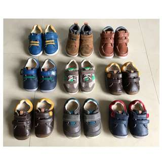 💯Original New CLARKS Leather Baby SHOES