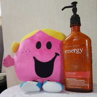 Aromatherapy - Energy Bath and Body Works