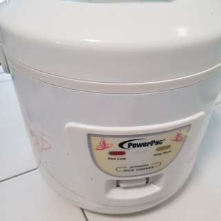Powerpac rice cooker