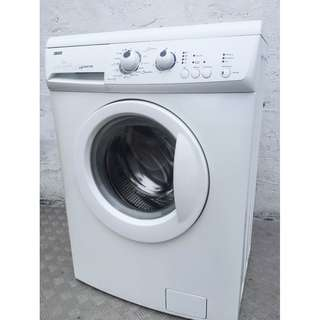洗衣機 薄身大眼雞
