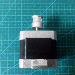 NEMA 17 Stepper Motor (17H3001-20B)