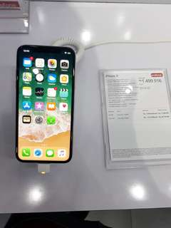 Kredit Iphone X 64GB Proses Cepat