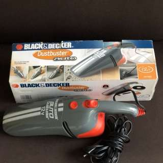 Black&Decker Car Vacuum Cleaner