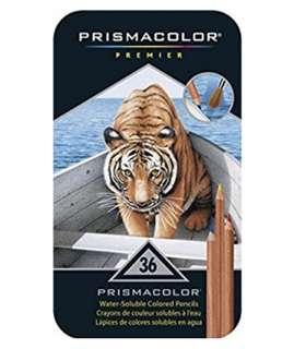 🚚 現貨 Prismacolor 頂級水溶性 色鉛筆 36色