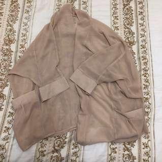 雪紡罩衫外套