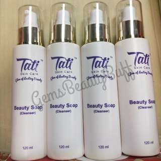 Tati - 120ml Cleanser
