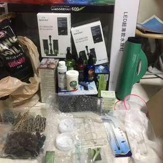 Shrimp starter kit full set package