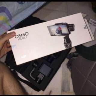 DJI OSMO Mobile ( Warranty till June 2018 )
