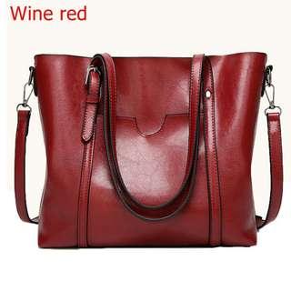 Leather Shoulder Bag (FREE SHIPPING!)