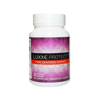 Luxxe Protect - Pure Grapeseed Extract 30 Capsules (500mg)