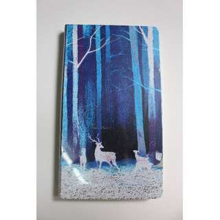 Fall Deer Notebook No.1