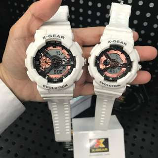 X GEAR ORIGINAL COUPLE