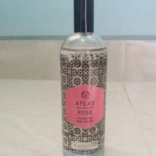 NEW The Body Shop  Atlas Rose Fragrance Mist