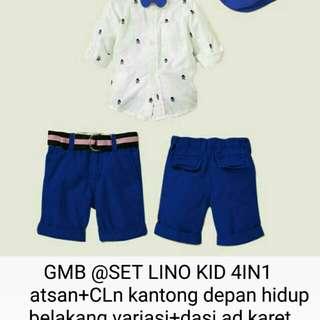Lino kid 4 in 1